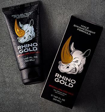 Rhino Gold Gel - становища, цена, форум, мнения, съставки